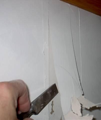 Drywall Joint Repair
