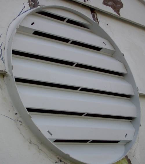 installation of attic gable vent fans gable vents gable ventilation attic gable vent fans and their installation gable vents info & Gable Ventilation - How To Install A Gable Vent Fan How To Install A ...