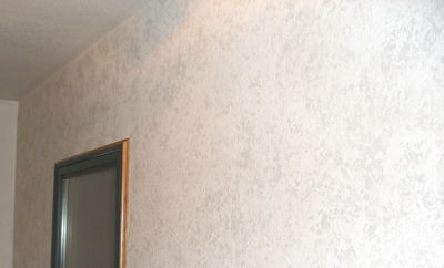 How To Ly A Knockdown Drywall Texture